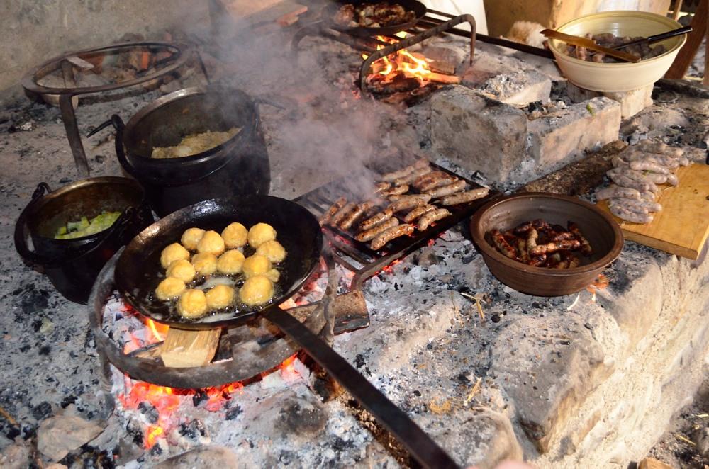 mittelalter kochen