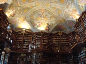 Bibliothek des Stifts St. Florian