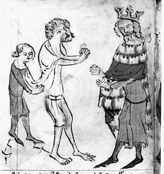 speculum humanae salvationis um 1350-75, wien,